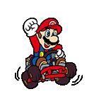 マリオカート GO!GO! スタンプ(個別スタンプ:14)