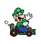 マリオカート GO!GO! スタンプ(個別スタンプ:20)