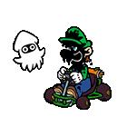 マリオカート GO!GO! スタンプ(個別スタンプ:22)