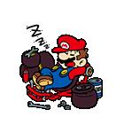 マリオカート GO!GO! スタンプ(個別スタンプ:24)