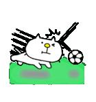 りるねこ サッカー(個別スタンプ:19)