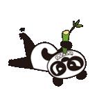 Angry Face Panda(個別スタンプ:05)