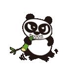 Angry Face Panda(個別スタンプ:06)