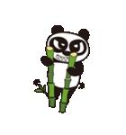 Angry Face Panda(個別スタンプ:07)