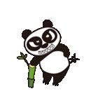 Angry Face Panda(個別スタンプ:08)
