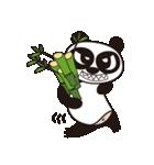 Angry Face Panda(個別スタンプ:09)