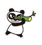 Angry Face Panda(個別スタンプ:10)
