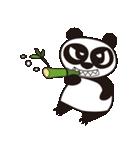 Angry Face Panda(個別スタンプ:11)