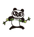 Angry Face Panda(個別スタンプ:13)