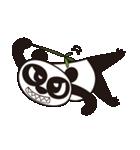Angry Face Panda(個別スタンプ:14)