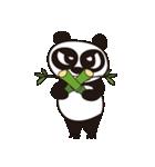 Angry Face Panda(個別スタンプ:17)