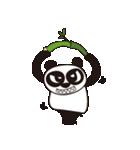Angry Face Panda(個別スタンプ:18)