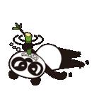 Angry Face Panda(個別スタンプ:20)