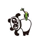 Angry Face Panda(個別スタンプ:26)