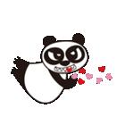 Angry Face Panda(個別スタンプ:27)