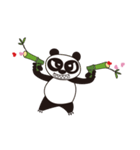 Angry Face Panda(個別スタンプ:28)