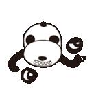 Angry Face Panda(個別スタンプ:29)