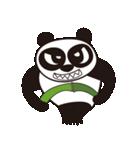 Angry Face Panda(個別スタンプ:30)