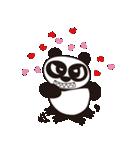 Angry Face Panda(個別スタンプ:32)