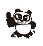 Angry Face Panda(個別スタンプ:36)
