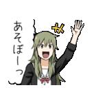 貧民超人カネナシくん(ぱげらった)(個別スタンプ:34)