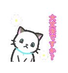 雨猫2 ☆夏の生活☆(個別スタンプ:14)