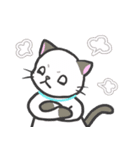 雨猫2 ☆夏の生活☆(個別スタンプ:19)