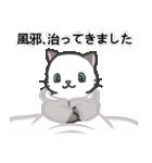 雨猫2 ☆夏の生活☆(個別スタンプ:24)