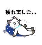 雨猫2 ☆夏の生活☆(個別スタンプ:25)