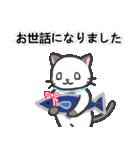 雨猫2 ☆夏の生活☆(個別スタンプ:31)