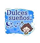 よく使うスペイン語の挨拶(個別スタンプ:10)