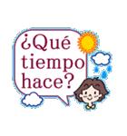よく使うスペイン語の挨拶(個別スタンプ:36)