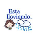 よく使うスペイン語の挨拶(個別スタンプ:39)