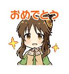 シンデレラガールズSD パッション編(個別スタンプ:12)
