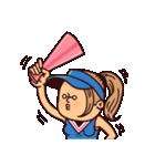 まるがり高校野球部5(個別スタンプ:15)