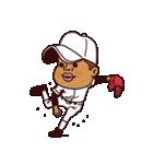 まるがり高校野球部5(個別スタンプ:19)