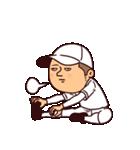 まるがり高校野球部5(個別スタンプ:23)