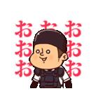 まるがり高校野球部5(個別スタンプ:27)