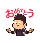 まるがり高校野球部5(個別スタンプ:28)