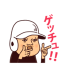 まるがり高校野球部5(個別スタンプ:31)