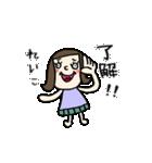 【れいこ】専用(苗字/名前/あだ名)スタンプ(個別スタンプ:03)