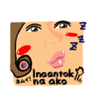 【Tagalog】大きな幸せリアクション。SEXY(個別スタンプ:39)