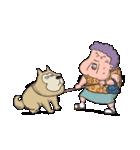 【決定版!】大阪のおばちゃんスタンプ(個別スタンプ:16)