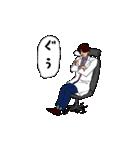 テレビ朝日公式『刑事7人』スタンプ(個別スタンプ:21)