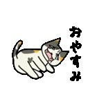 ブサイクなねこ(上から目線)(個別スタンプ:32)