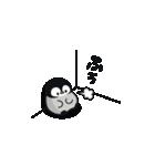 心くばりペンギン(個別スタンプ:37)