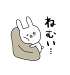 100つ子うさぎ(個別スタンプ:23)