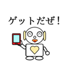 ロビンちゃん(個別スタンプ:40)