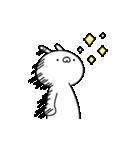 ちょいうざ真顔うさぎ(個別スタンプ:25)