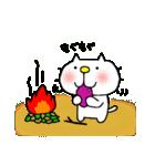 みちのくねこ 春夏秋冬「秋」(個別スタンプ:3)